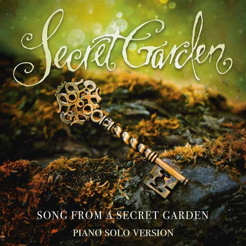 Song From A Secret Garden (Piano Solo Version)