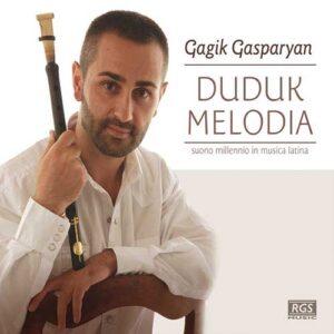 Gagik Gasparyan - Duduk Melodia (2011)