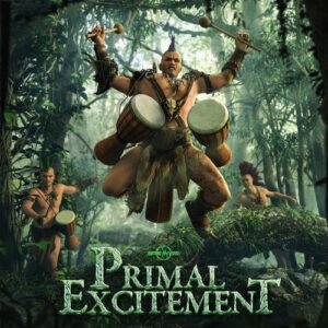 Gothic Storm Music - Primal Excitement (2018)