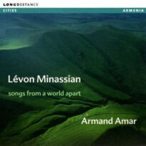 Levon Minassian, Armand Amar - Songs From a World Apart