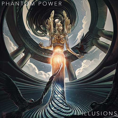 Phantom Power - Illusions (2018)