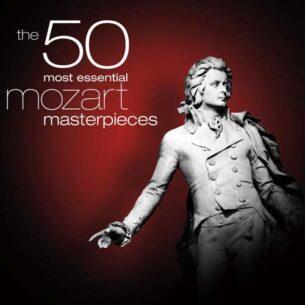 VA - 50 Most Essential Mozart Masterpieces (2009)