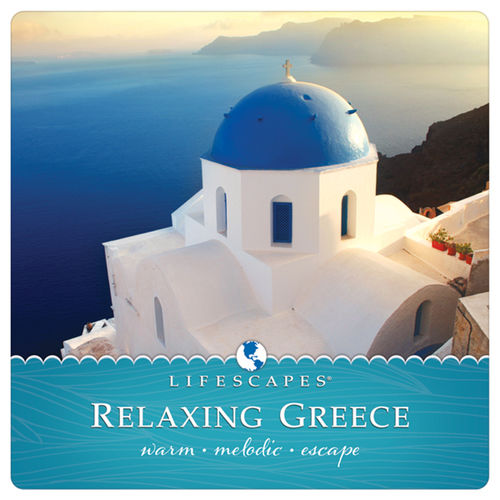 Wayne Jones, Amy Hayashi-Jones - Relaxing Greece (2014)