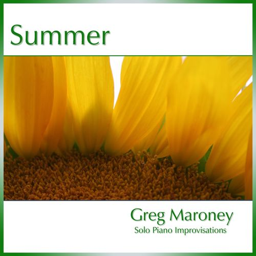 Greg Maroney - Summer (2018)