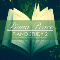 Piano Peace - Piano Study, Vol. 2