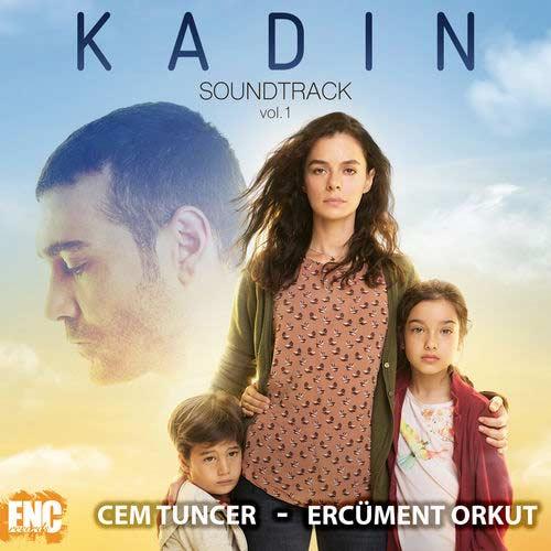M. Cem Tuncer, Ercüment Orkut - Kadın (Orijinal Dizi Müzikleri), Vol.1