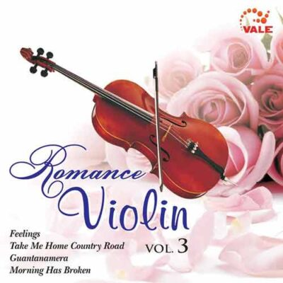 Romance Violin Instrumental, Vol. 3