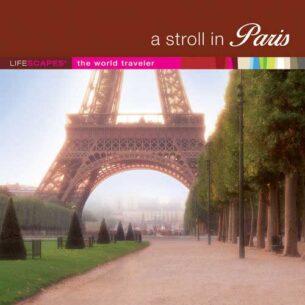 Dan Newton - A Stroll in Paris