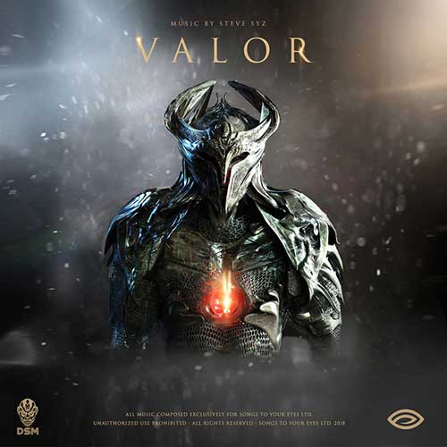 Songs To Your Eyes - Valor (2018)