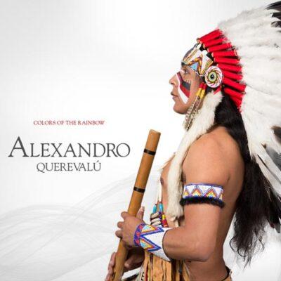 Alexandro Querevalú - Colors of the Rainbow