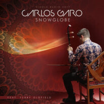 Carlos Garo, Terry Oldfield - Snowglobe