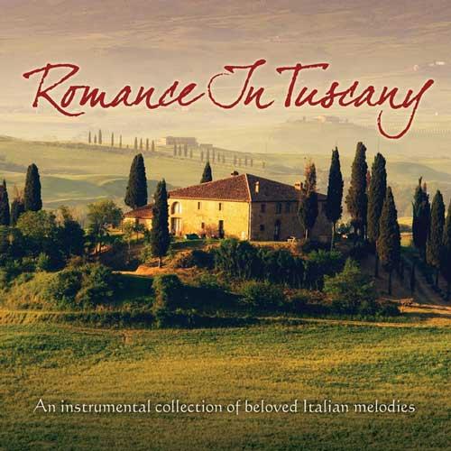 Jeff Steinberg - Romance In Tuscany