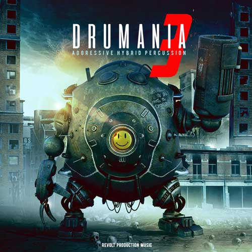 Revolt Production Music - Drumania 3