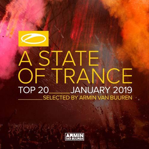 Armin van Buuren A State Of Trance Top 20
