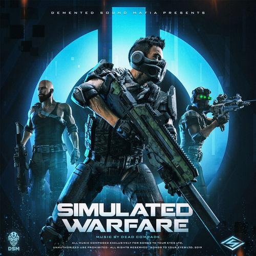Demented Sound Mafia Simulated Warfare