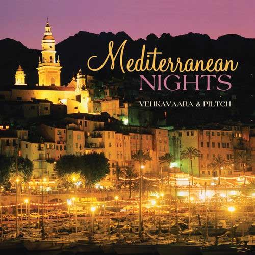 Kenny Vehkavaara Mediterranean Nights