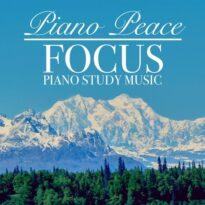 Piano Peace - Focus Piano Study Music