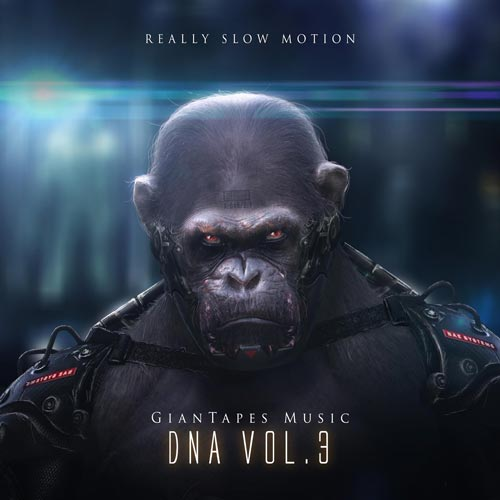 Really Slow Motion - DNA Vol 3