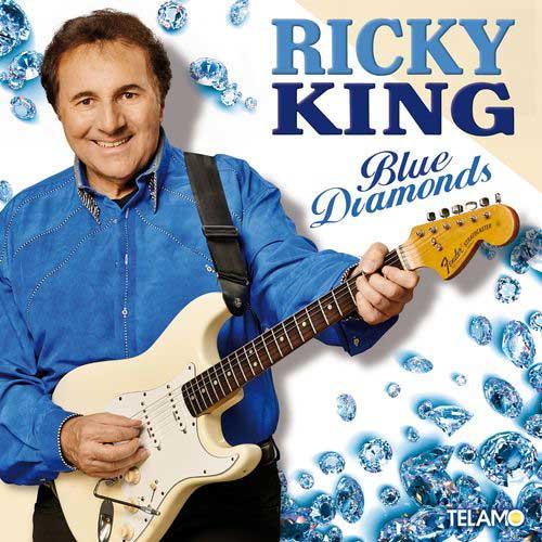 Ricky King Blue Diamonds