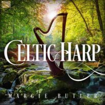 Margie Butler Celtic Harp