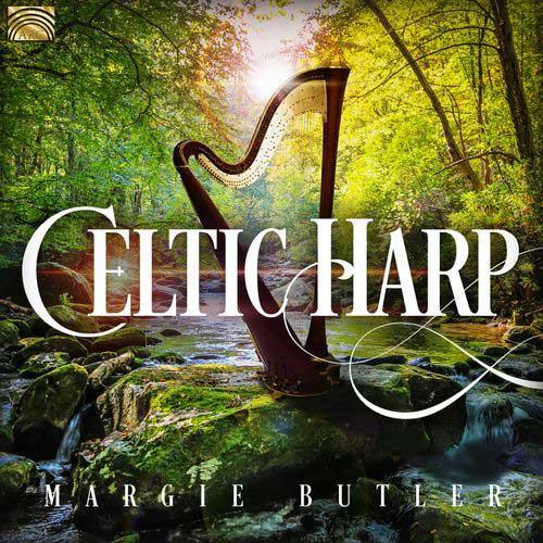 Margie Butler Celtic Harp