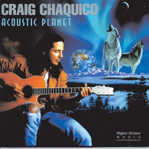 Craig Chaquico Acoustic Planet