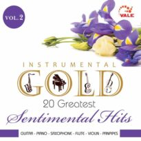 Instrumental Gold 20 Greatest Sentimental Hits, Vol. 2