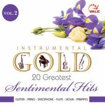 Instrumental Gold 20 Greatest Sentimental Hits, Vol. 2