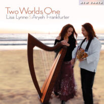 Lisa Lynne, Aryeh Frankfurter Two Worlds One