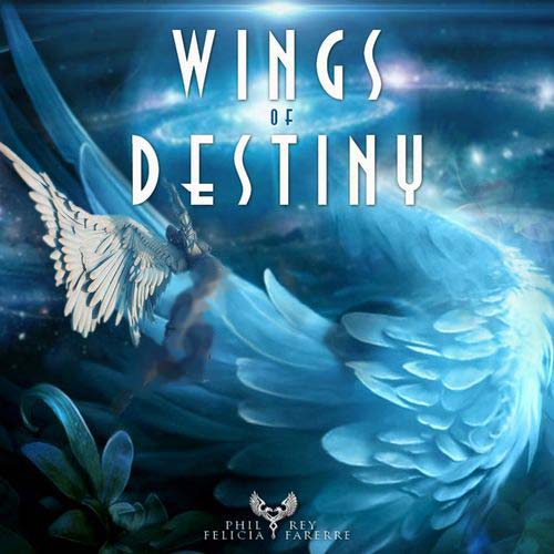 Phil Rey, Felicia Farerre Wings of Destiny