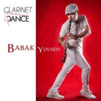 Babak Yousefi Clarinet Dance