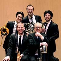 گروه کانادایی براس (Canadian Brass)