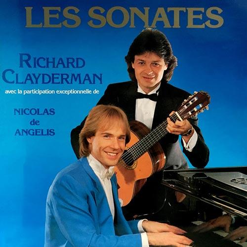 Richard Clayderman, Nicolas de Angelis - Les Sonates