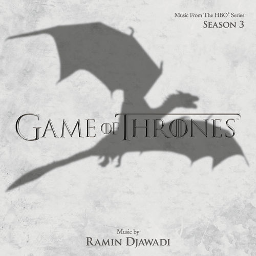 Ramin Djawadi Game Of Thrones: Season 3