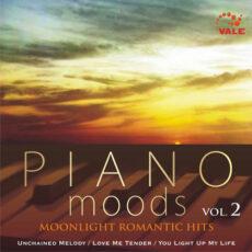 Robert Anderson Piano Moods (Moonlight Romantic Hits), Vol. 2