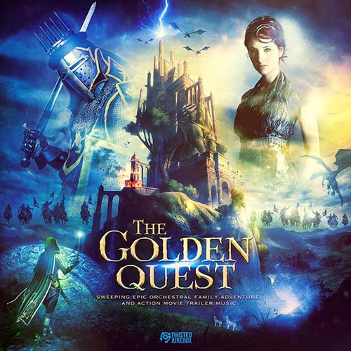 Twisted Jukebox - The Golden Quest