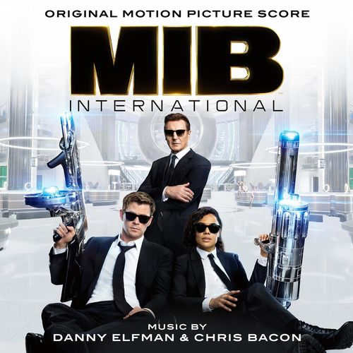 Danny Elfman, Chris Bacon Men in Black: International