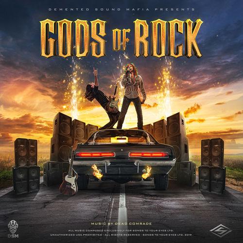 Demented Sound Mafia Gods of Rock