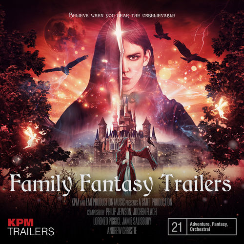 Family Fantasy Trailers