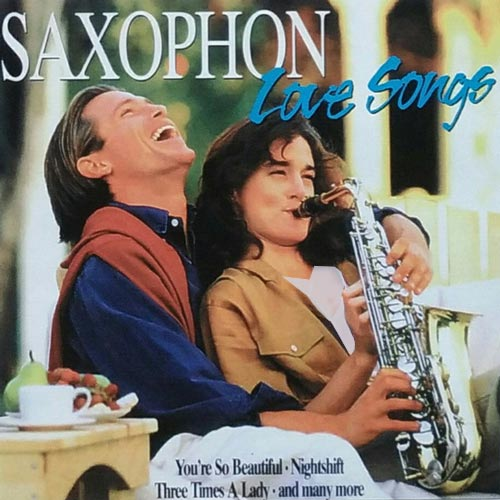 Frank Kirchner - Saxophone - Love Songs