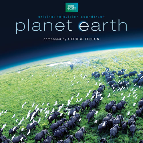 George Fenton Planet Earth