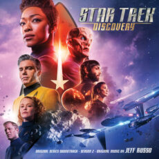 Jeff Russo Star Trek Discovery (Season 2)