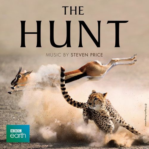 Steven Price The Hunt