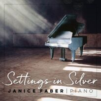 Janice Faber Settings in Silver