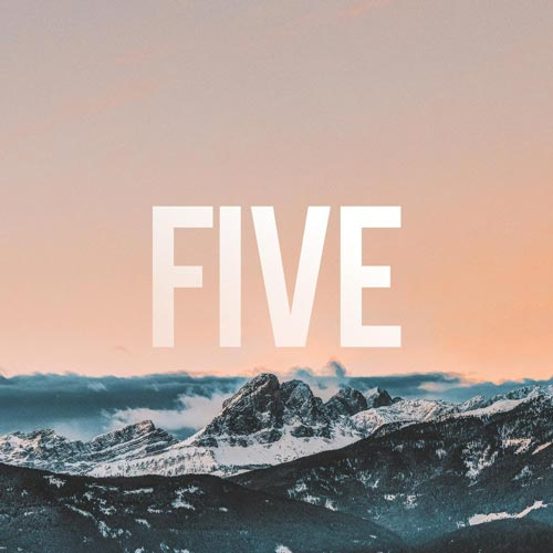 Morninglightmusic - Five