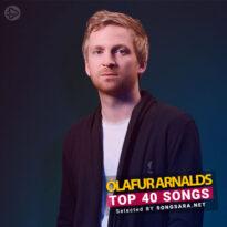 TOP 40 Songs Ólafur Arnalds