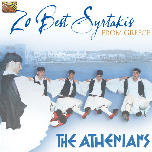 The Athenians: 20 Best Syrtakis From Greece