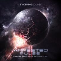 Evolving Sound Arrested Pulse 2