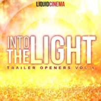 Liquid Cinema Into The Light