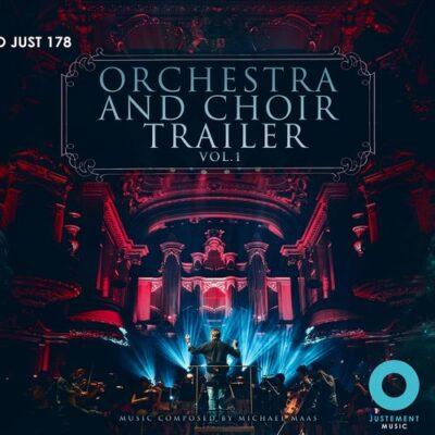 Michael Maas Orchestra & Choir Trailer, Vol. 1